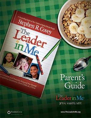 Covey Habits Parent Guide Cover